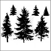 "набор ""Темный лес"""
