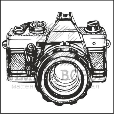 "штамп ""Фотоаппарат"""